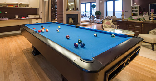 Pool Table Leveling And Reconditioning In Northern Arizona - Pool table movers az